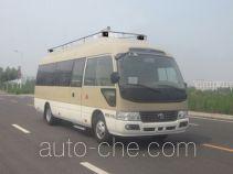 Yutong ZK5052XZH1 command vehicle