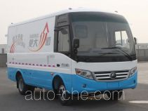 Yutong ZK5060XXY1 box van truck