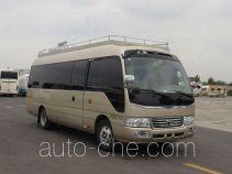 Yutong ZK5060XZH1 command vehicle