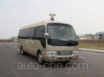 Yutong ZK5060XZH2 command vehicle