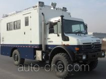 Yutong ZK5080XZH1 command vehicle
