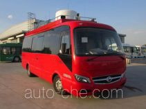 Yutong ZK5082XZH1 command vehicle
