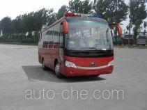 Yutong ZK5108XQC prisoner transport vehicle
