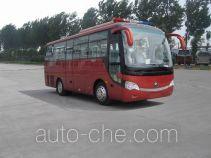 Yutong ZK5128XQC prisoner transport vehicle
