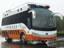 Yutong ZK5130XZHAA command vehicle