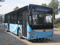 宇通牌ZK6105BEVG5型纯电动城市客车