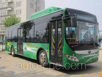 宇通牌ZK6105CHEVNPG26型混合动力城市客车