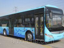宇通牌ZK6105CHEVNPG52型混合动力城市客车