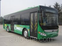 宇通牌ZK6105CHEVPG21型混合动力城市客车