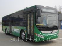 宇通牌ZK6105CHEVPG21A型混合动力城市客车
