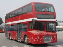 Yutong ZK6115HGS1 double decker city bus