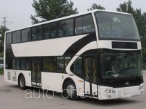 Yutong ZK6116HNGS3 double decker city bus
