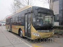 宇通牌ZK6120CHEVNG3型混合动力城市客车