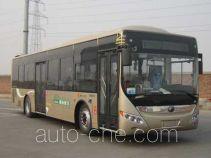 宇通牌ZK6120CHEVNPG3型混合动力城市客车
