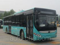 宇通牌ZK6125BEVG16A型纯电动城市客车
