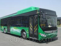 Yutong ZK6125CHEVNPG21A hybrid city bus