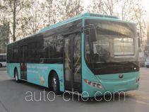 宇通牌ZK6125CHEVNPG4型混合动力城市客车