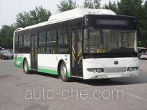 宇通牌ZK6125HNGB型城市客车