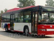 宇通牌ZK6128HNGQB9型城市客车