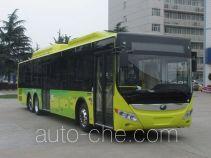 宇通牌ZK6140CHEVNPG4型混合动力城市客车