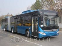 Yutong ZK6180CHEVG1 hybrid electric city bus