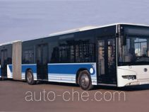 Yutong ZK6180HLGAA articulated bus
