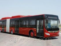 Yutong ZK6180HNG2 articulated bus