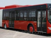 Yutong ZK6180HNG2A articulated bus