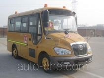 Yutong ZK6559DX7 preschool school bus