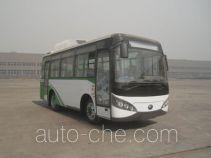 宇通牌ZK6741HNG1型城市客车