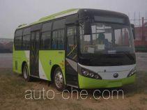 宇通牌ZK6741HNG2型城市客车