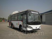 宇通牌ZK6741HNGA9型城市客车