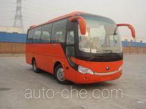 宇通牌ZK6758HAA型客车
