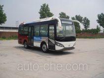 宇通牌ZK6770HLGA9型城市客车