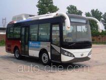 宇通牌ZK6770HNGA9型城市客车