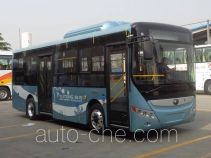 Yutong ZK6805BEVG5 electric city bus