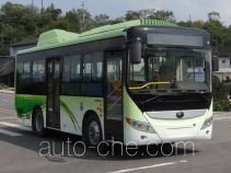 Yutong ZK6825CHEVPG21 hybrid city bus