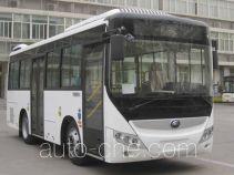 宇通牌ZK6825HG1型城市客车