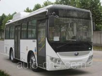 宇通牌ZK6825HNG2型城市客车