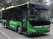宇通牌ZK6845BEVG3型纯电动城市客车