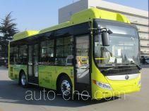 宇通牌ZK6850CHEVNPG21型混合动力城市客车