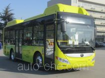Yutong ZK6850CHEVNPG22 hybrid city bus