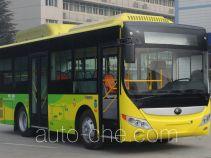 宇通牌ZK6850CHEVPG21型混合动力城市客车