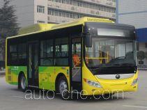 宇通牌ZK6850CHEVPG25型混合动力城市客车