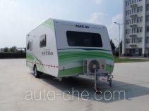 凯伦宾威牌ZK9022XLJ1型旅居挂车