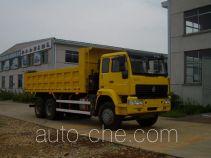 衢龙牌ZL3251型自卸汽车
