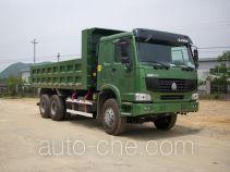 衢龙牌ZL3252型自卸汽车