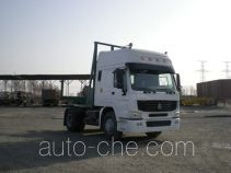 Qulong ZL5160TYC timber truck