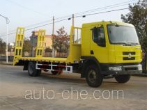 Zhongshang Auto ZL5163TPB flatbed truck