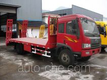 Zhongshang Auto ZL5165TPB flatbed truck